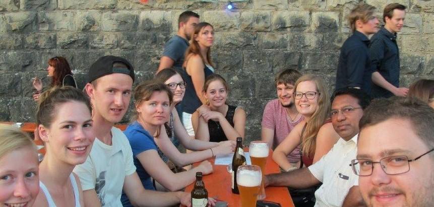 Studenten kennenlernen würzburg